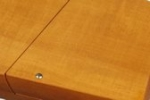 Büro-Artikel aus Birnbaum-Holz