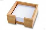 Zettelboxen und Papierhalter