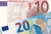 20 bis 30 Euro