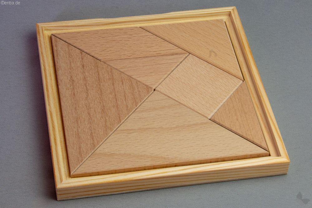 Tangram Holz