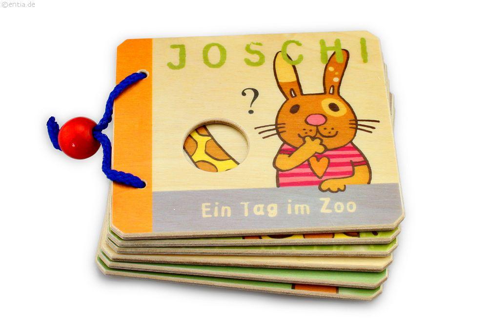 """Kinderbuch: """"Joschi: Ein Tag im Zoo"""""""
