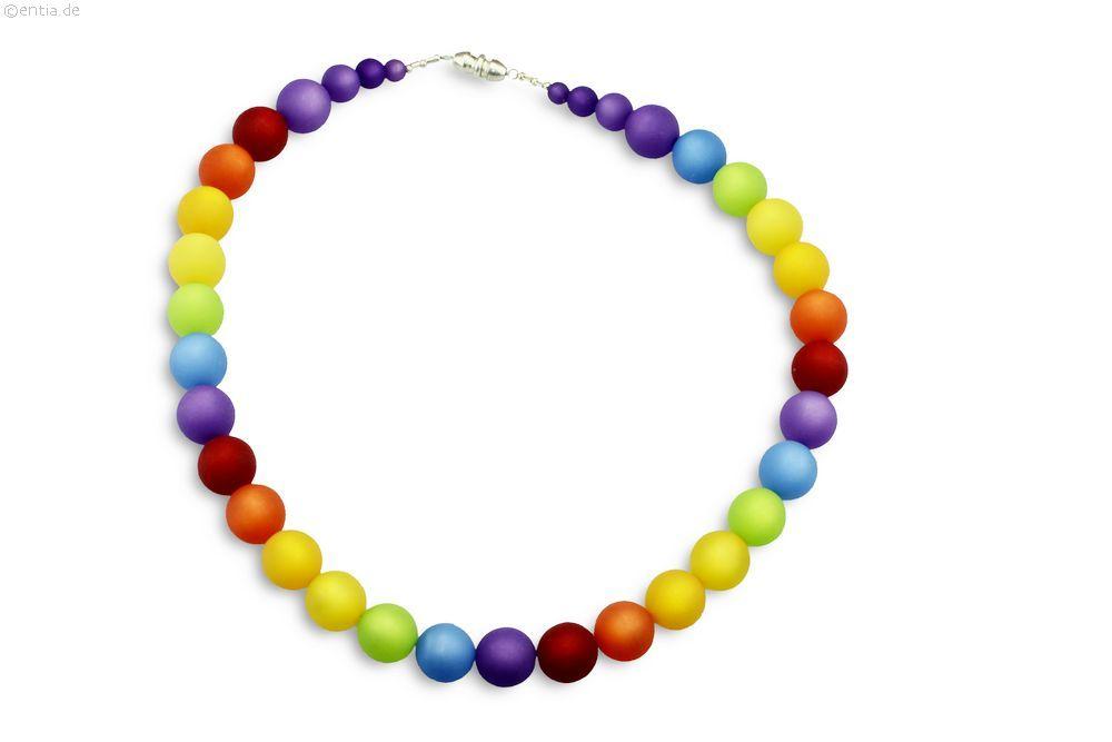 "Perlenkette ""Rainbow"""