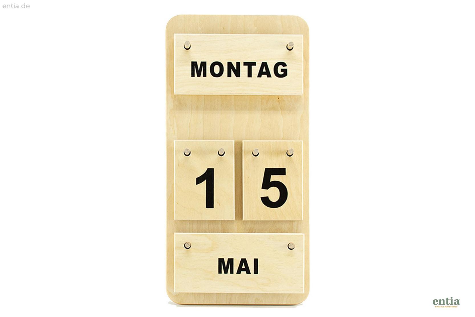 "Wand-Dauerkalender ""mini"""