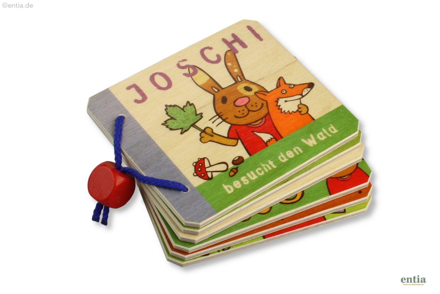 """Kinderbuch """"Joschi besucht den Wald"""""""