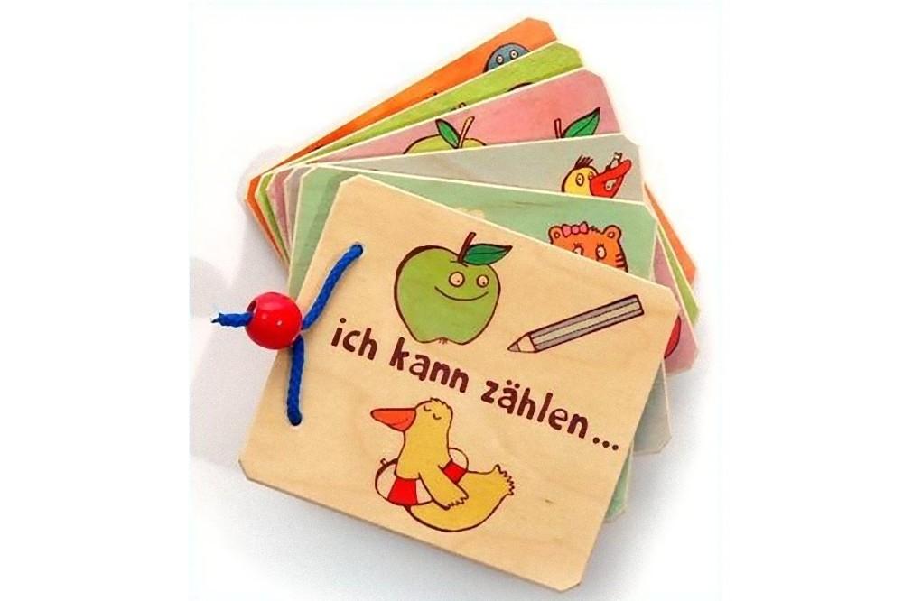 """Kinderbuch """"Ich kann zählen"""""""