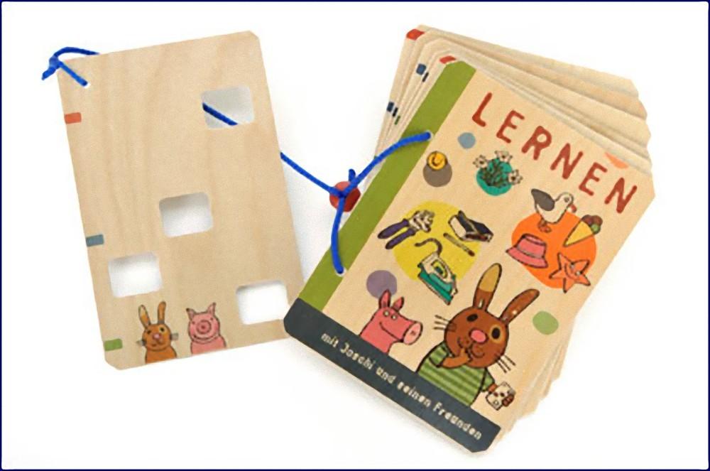 """Kinderbuch """"Lernen mit Joschi"""""""