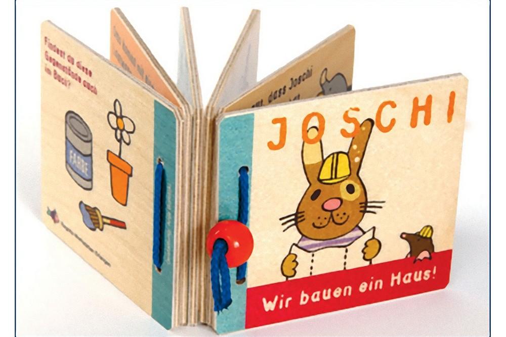 """Kinderbuch """"Hausbauen"""""""