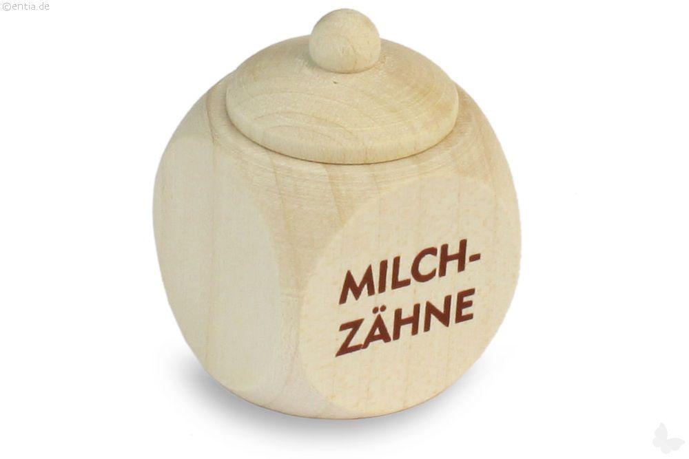 Ahorn-Milchzahndose