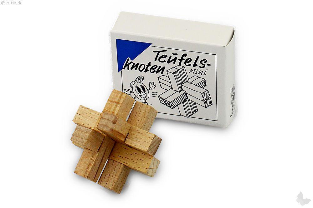 """Mini-3D-Puzzle """"Teufelsknoten"""""""