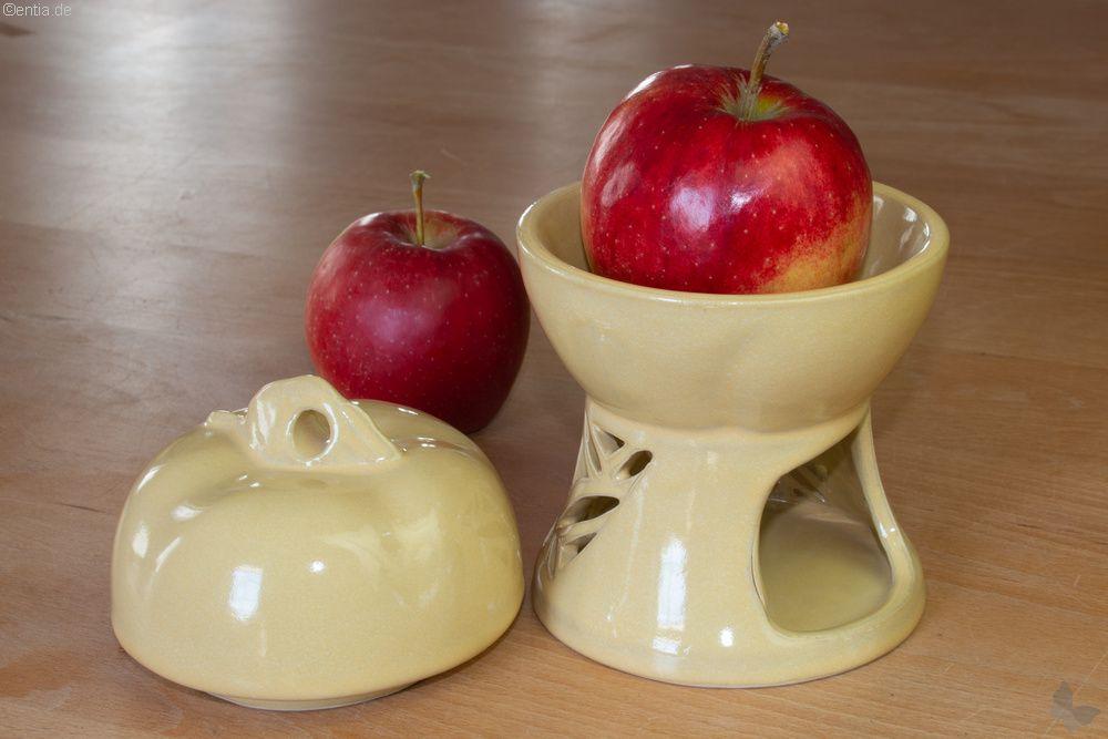 Apfelbräter pastell-gelb
