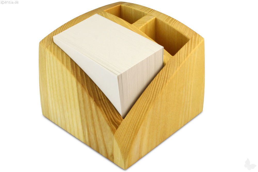 Zettelbox Esche