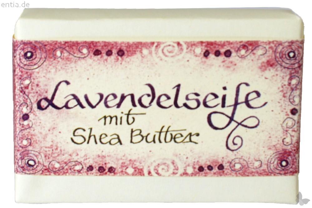 Lavendelseife - Blockseife