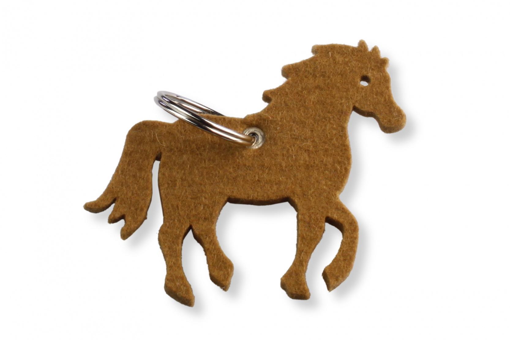 """Schlüsselanhänger """"Pferd"""""""