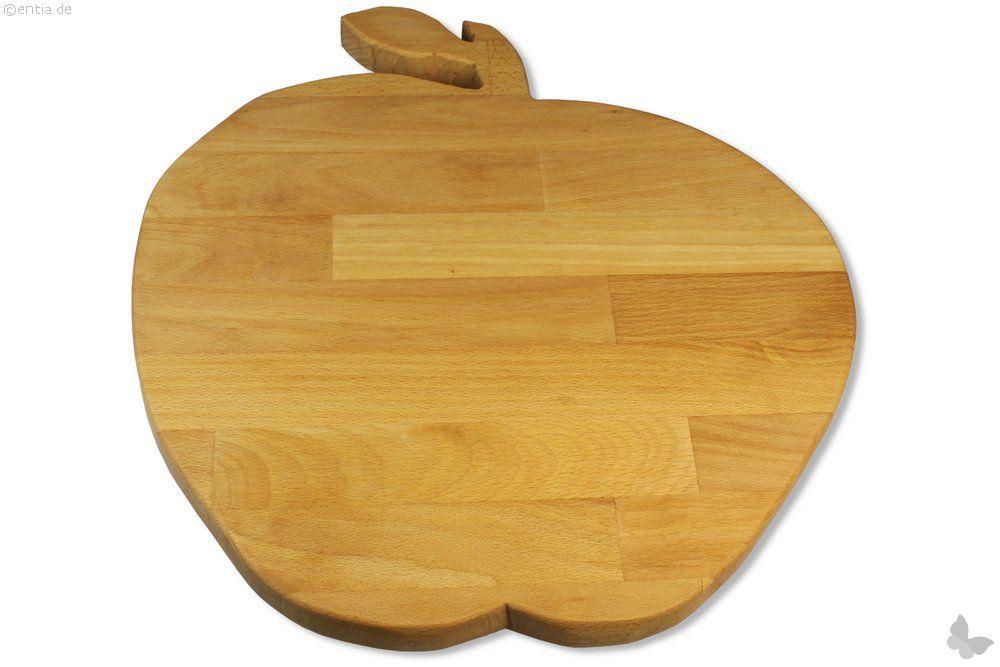Servierbrett Apfel