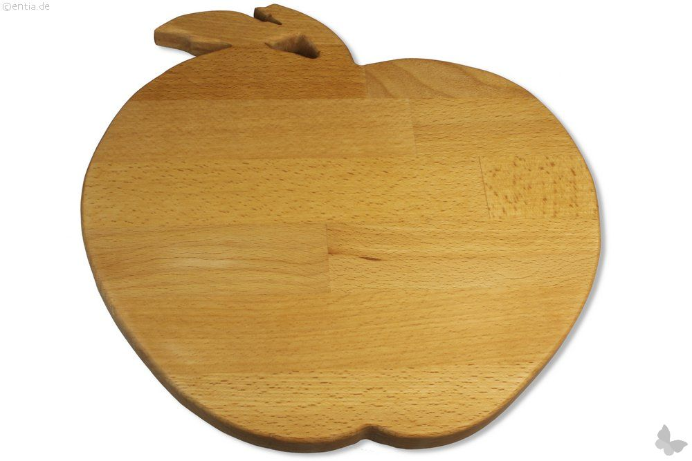 Frühstücksbrettchen Apfel