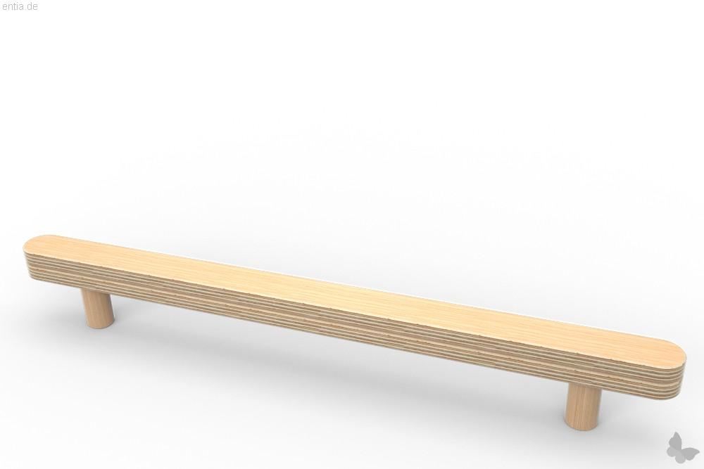 """""""growing table"""" Führung und Abreißschiene - Buche"""