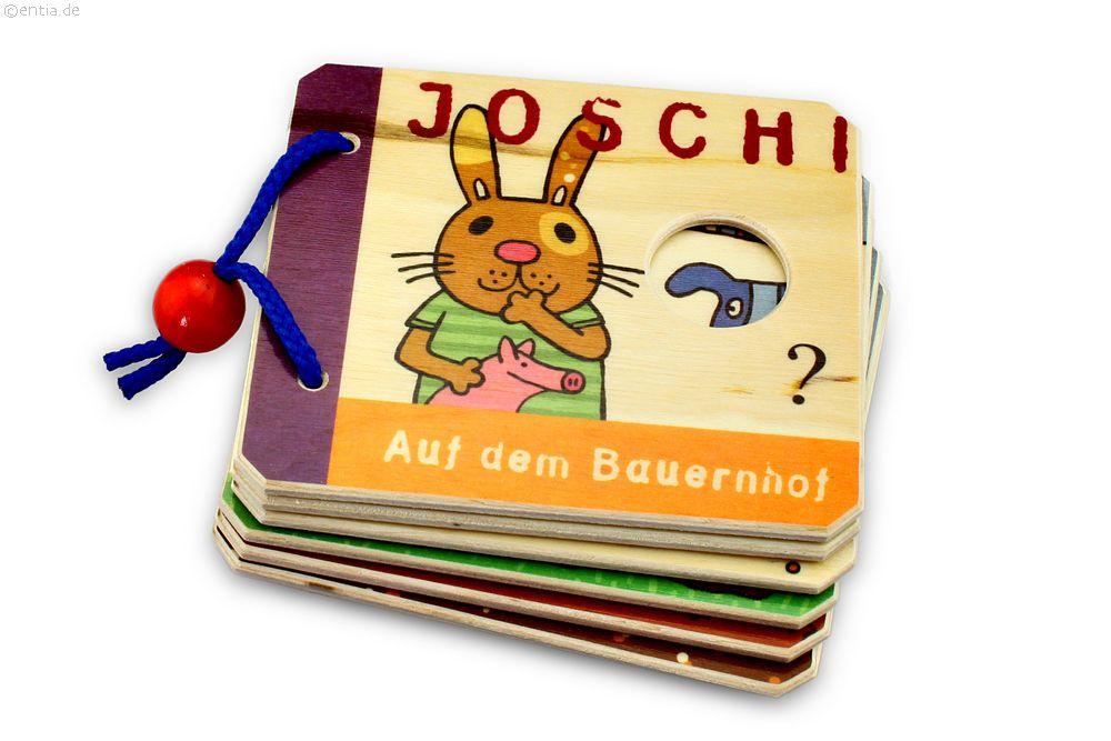 """Kinderbuch: """"Joschi: Auf dem Bauernhof"""""""
