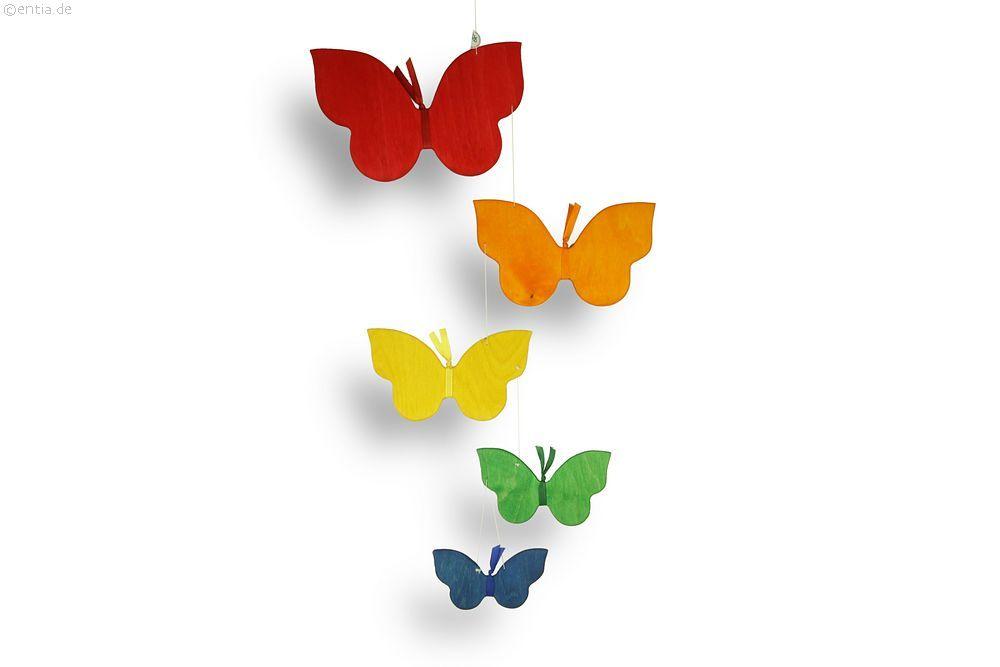 "Mobilé ""Schmetterling"""