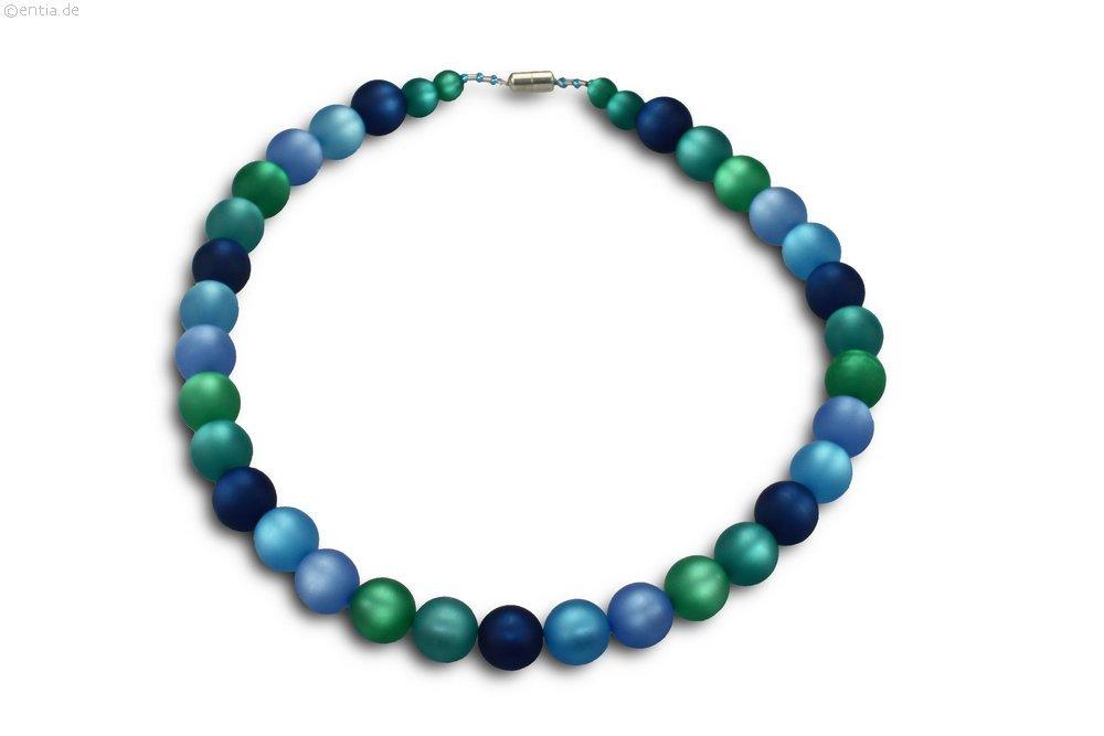 """Perlenkette """"Lagune"""""""