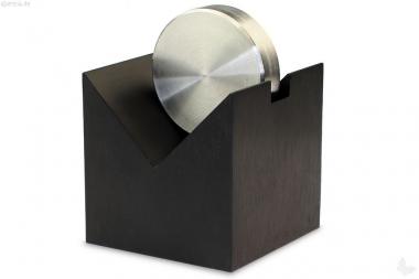 Papierhalter Aluminium schwarz