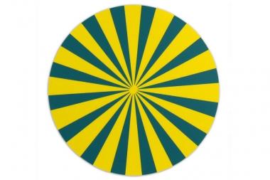 Kreisel Drehscheibe Farbmischung