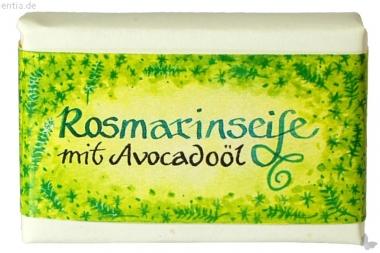 Rosmarinseife - Blockseife