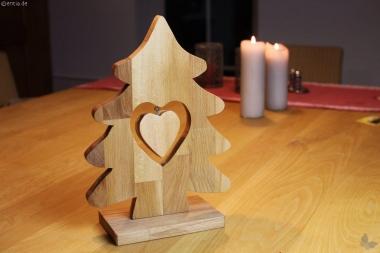 Tannenbaum mit Herz