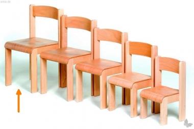 Kindermöbel Stapelstuhl