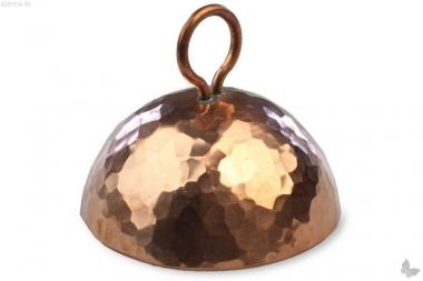 Glöckchen Kupferhalbkugel