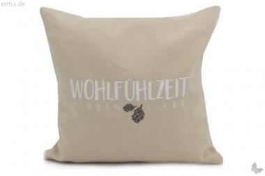 Herbalind Wohlfühl-Zirbenkissen 40x40cm