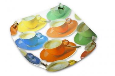 Schalen Serie Happy - klein, Cappucino