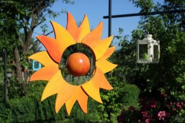 Windspiel Sonne
