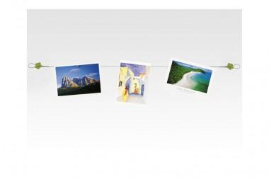 Fotoseil mit Schlaufen, 100cm