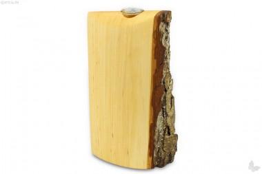 Erlenholz-Vase