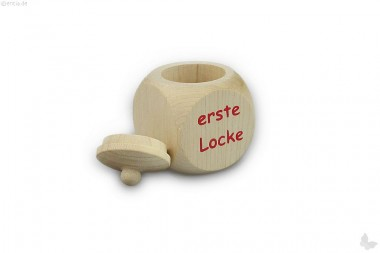 Erste-Locke-Dose