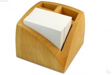 Zettelbox Buche