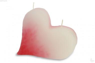 Herzkerze
