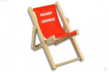 Handy-Liegestuhl