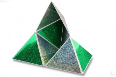 Viel-Falter Holo grün