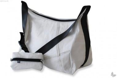 Segeltuch-Tasche