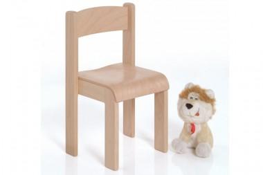 Kindermöbel Stapelstuhl Mini Buche