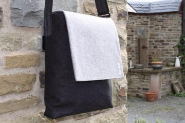 Loden-Tasche