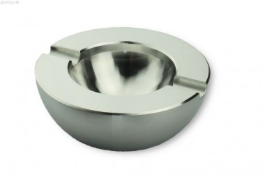 Aschenbecher aus Aluminium