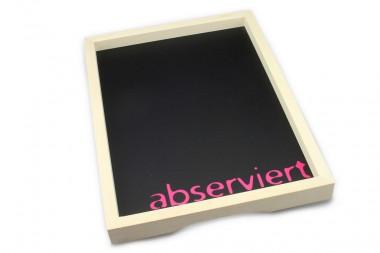Espresso-Tablett