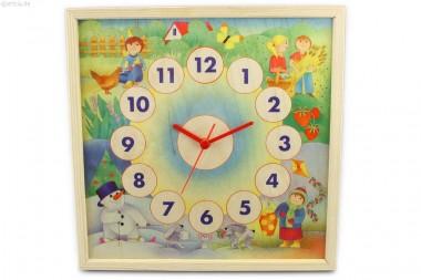 Jahreszeiten-Uhr