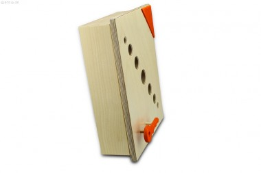 Schlüsselschrank Holz
