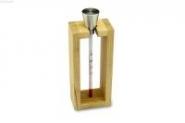 Weinthermometer mit Holzständer