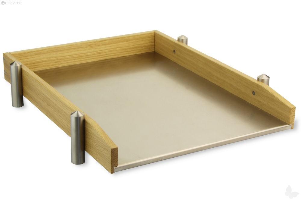 ablage eiche officeline nachhaltiges aus behindertenwerkst tten wfbm. Black Bedroom Furniture Sets. Home Design Ideas