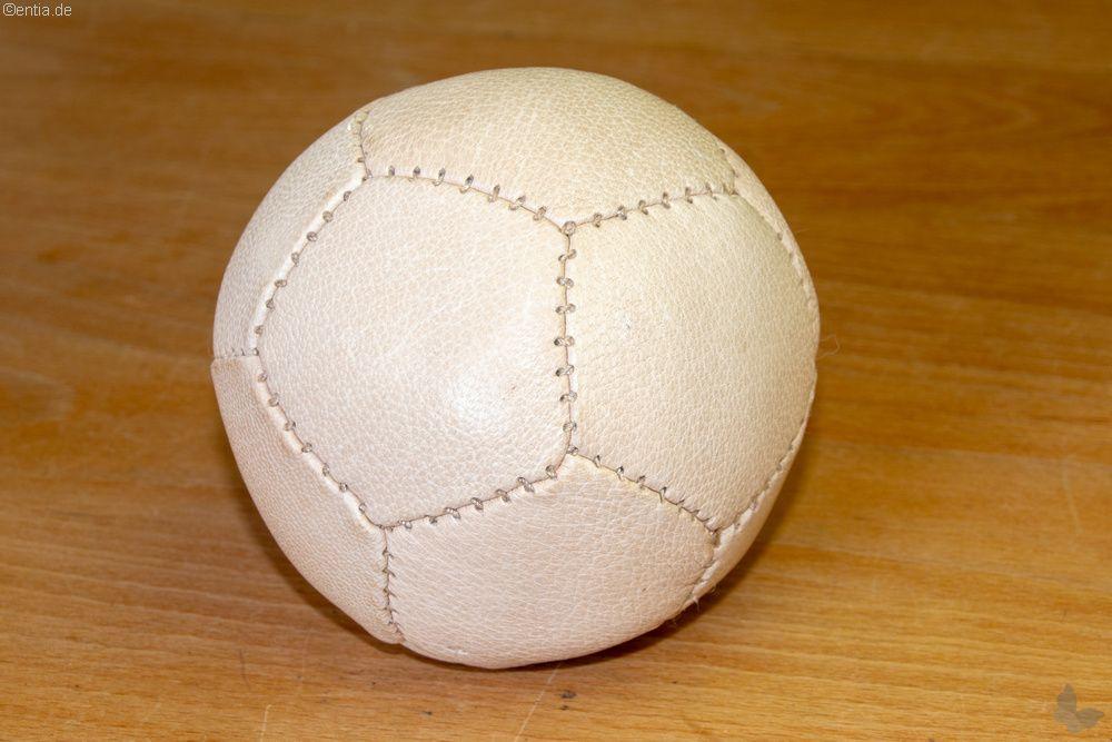 Kinderball Ziegenleder natur