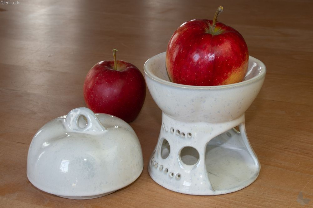 Apfelbräter cremeweiß